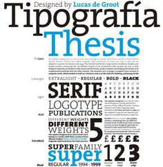 cosas tipograficas - Buscar con Google
