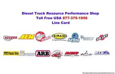 Diesel Truck Resource
