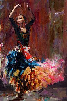 Maryam Mughal - Flamenco 50