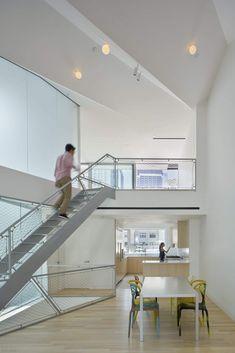 Design Therapy | ATTICO CON VISTA SUI TETTI DI NEW YORK | http://www.designtherapy.it