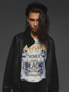 #answear.com #jacket #black #woman #fashion
