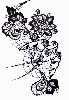 tattoo sketch by kinguss94.deviant... on @deviantART