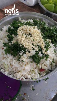 Dolma Biber İçinde (Turşu) - Nefis Yemek Tarifleri
