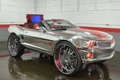 "Big Wheels 28 Cars | -out ""King Camaro"" feautring big wheels, big power, and a big ..."