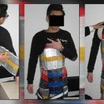 Chinese man busted for smuggling strapped 94 iPhone to his body