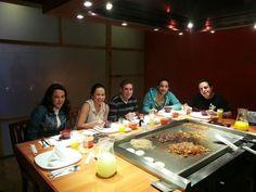 Cena deli en Shangri La