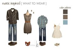 Rustic Inspired [ What to Wear ] Style Guide by Givorgy Kraskoff Photography