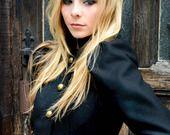 Manteau pour femme d'inspiration Victorienne : Manteau, Blouson, veste par telos