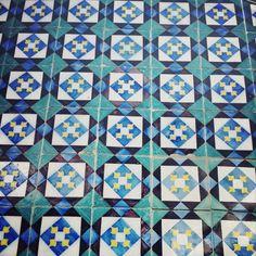 Beautiful Portuguese tiles