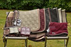 Eskadron has the most beautiful stuff--like the colours Equestrian Outfits, Equestrian Style, Equestrian Fashion, Saddle Cover, Saddle Pads, English Horse Tack, Horseback Riding Outfits, Horse Fashion, Horse Gear
