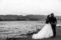 Rockers Loch Ness Wedding: Emma & Kyle