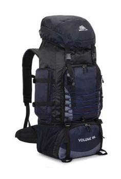 MAKALU TÚRAHÁTIZSÁK - SÖTÉTKÉK-FEKETE 90 L Backpacks, Bags, Fashion, Handbags, Moda, La Mode, Dime Bags, Women's Backpack, Fasion