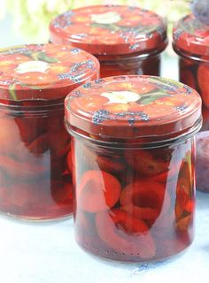 Canning Recipes, Preserves, Salsa, Mason Jars, Homemade, Food, Recipies, Preserve, Home Made