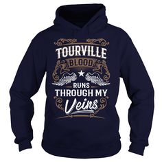 TOURVILLE shirt . TOURVILLE blood runs through my veins - TOURVILLE Tee Shirt, TOURVILLE Hoodie, TOURVILLE Family, TOURVILLE Tee, TOURVILLE Name, TOURVILLE bestseller #gift #ideas #Popular #Everything #Videos #Shop #Animals #pets #Architecture #Art #Cars #motorcycles #Celebrities #DIY #crafts #Design #Education #Entertainment #Food #drink #Gardening #Geek #Hair #beauty #Health #fitness #History #Holidays #events #Home decor #Humor #Illustrations #posters #Kids #parenting #Men #Outdoors…