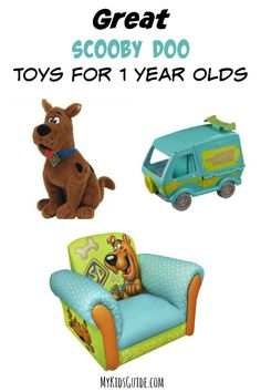 If you have a little one who is just starting to enjoy the Scooby Doo cartoons, then this list of Great Scooby Doo Toys For 1 Year Olds will be perfect for you!