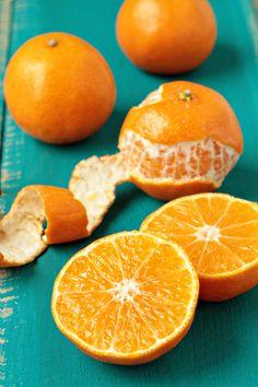orange/teal