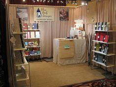 Craft Fair Booth | craft show booth angle 1 taken at the vermont hand crafters holiday ...