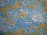 Retro Danish bed linen from the 70s. #trendyenser #retro #danish #bed #linen #1970 #70s #dansk #sengetøj #sengelinned #betræk #forsale #sælges på www.TRENDYenser.com