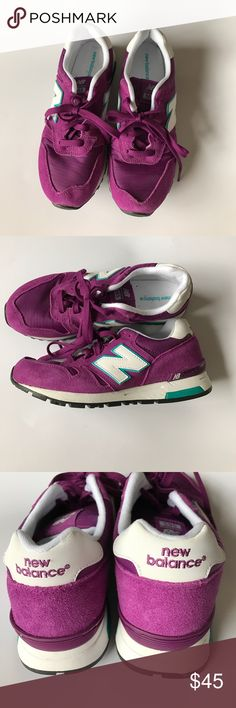 New Balance tennis shoes New Balance  574 tennis shoes  - size 8 1/2 Worn twice New Balance Shoes Sneakers