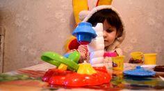 ВЛОГ Лепим печеньки и мороженное из ароматного пластилина Play Doh ice cream//Забавная малышка Funny baby Funny Baby Прикольные игрушки , ПРИКОЛЫ С ДЕТЬМИ //...