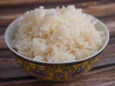 Pressure Cooker White Rice recipe - basic white rice in the pressure cooker.