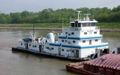 Dale Cathorall Towboats Pushboats Barges Mississippi