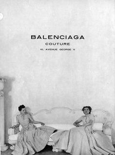 Balenciaga / via B for Bonnie. #advertisement #fashion