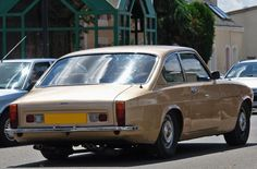Bristol 603E and S (1976-1978)