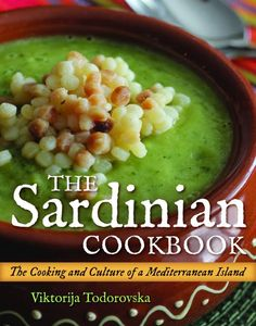 Best Books about Eating in Italy: The Sardinian Cookbook: The Cooking and Culture of a Mediterranean Island