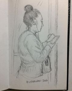 People of Washington D.C. Area (Metro Rider Series)  #sketch #sketches #sketching #sketchart #sketchbook #people #drawing #drawings #draw #pencil #pencildrawing #sketchoftheday #doodle #pensil #gambar #gambarpensil #sketsa #illustration #art #artoftheday #washingtondc #maryland #virginia #metroride #subway #strugglingartist #artofinstagram #handdrawn #woman by hlistiawan