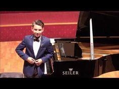 Mihai Țigaret - Domenico Scarlatti - Sonata in Re major.