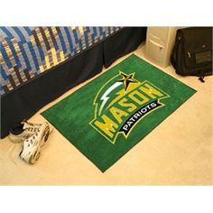 George Mason University Door Mat Rug Doormat