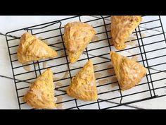 These easy Pumpkin Scones are Paleo & Gluten Free making them our new favorite Fall treat! These easy Pumpkin Scones are Paleo & Gluten Free making them our new favorite Fall treat! Gluten Free Cooking, Dairy Free Recipes, Paleo Recipes, Cooking Recipes, Pumpkin Scones, Pumpkin Spice, Brunch Recipes, Scone Recipes, Dinner Recipes