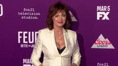 FEUD: Bette and Joan Premiere - Susan Sarandon, Jessica Lange, Catherine...