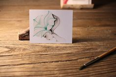 Ready to Ship ACEO Print Artist Trading Cards by ABitofWhimsyArt