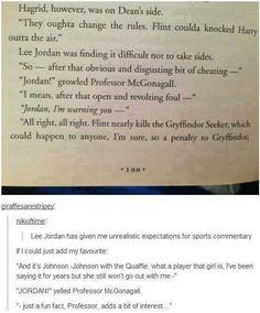 Oh how I love Harry Potter :) lol.
