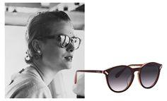 Grace Kelly lunettes de soleil Kenzo http://www.vogue.fr/mode/shopping/diaporama/lunettes-de-star-shopping-inspiration-printemps-ete-2014/19072/image/1007134#!grace-kelly-lunettes-de-soleil-kenzo