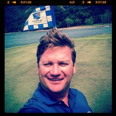 Here is another #TroonSelfie. That is Marcus Hartup, Group Director of #Agronomy for Destination Hotels. He took this #selfie at The Els Golf Club, Teluk Datai. Langkawi. Experience Troon Golf at The Els Club. #Troon #TroonGolf #PlayTroon