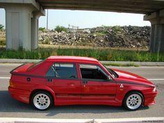 Alfa Romeo 75 Turbo Evoluzione #alfaromeogta
