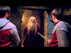 Merlin Season 5 Episode 7 Emrys Scene - This gets me every time, one of the best scenes from the whole season XD