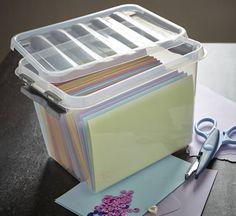 3 Litre Craft Storage Box