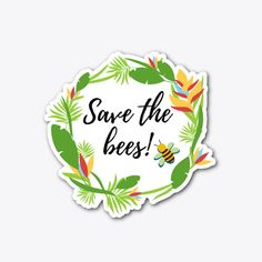✔ We need to take action now! TOGETHER we can SAVE the BEES! Here are some things that you can do to save our bees: ➵ Undestand how crucial is ➵ To care ➵ Protect bee habitat ➵ Avoid pesticides ➵ Plant a bee-friendly garden and trees ➵ Support your local beekeeper ➵ Fight against pollution ➵ Adopt a bee-action plan ➵Support the cause «Save the Bees&Save the World» Tree Support, Bee Friendly, Save The Bees, Together We Can, Bee Keeping, Trees, Action, How To Plan, Garden
