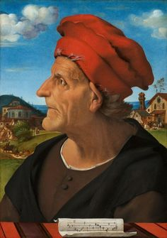 Portrait of Francesco Giamberti, c. 1482/1483