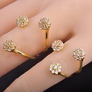 Cubic Zirconia 2 pcs Rings Zirconia Rings, Diamond Earrings, Elegant, Jewelry, Classy, Jewlery, Jewerly, Schmuck, Jewels