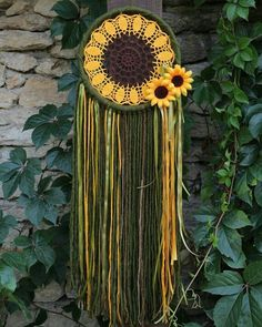 """This dreamcatcher from """"My Happy Dreams"""" Etsy shop is so amazing by earthychildren"""