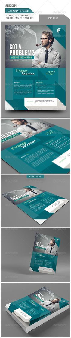 Corporate Flyer  #GraphicRiver        Corporate Flyer   PSD File   Easy To Customize  All Text Editable With Text Tool  A4  Userguide available in package download  Images not include  Image Link  Image Link :photodune /item/smoke-a-pipe/4664996   Font Used  Century Gothic  PT Sans  Bebas Neue Download link font available in package download  Contact Me Email – rizign@gmail  Facebook – Rizign Twitter – @Rizky Subagja Follow For Updates    Thanks For Purchasing