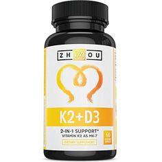 [$11.95 save 52%] Amazon #LightningDeal 73% claimed: Vitamin K2 (MK7) with D3 Supplement - Vitamin D & K Complex... #LavaHot http://www.lavahotdeals.com/us/cheap/amazon-lightningdeal-73-claimed-vitamin-k2-mk7-d3/190624?utm_source=pinterest&utm_medium=rss&utm_campaign=at_lavahotdealsus