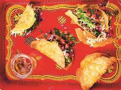 Hemgjorda tacoskal