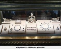 Jewelry of Marie Antoinette