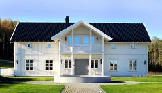 Dream House Exterior, Old Houses, Farm House, House Plans, Architecture, House Styles, Inspiration, Home Decor, Fashion